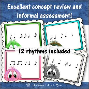 Syncopation (syncopa) Music Rhythm Game {Post Office}