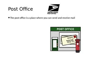 Post Office Words