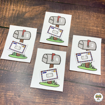Post Office Preschool Activities & Centers
