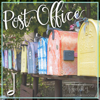 Post Office: half note