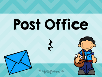 Post Office: rest