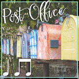 Post Office Rhythm Game: ta titi