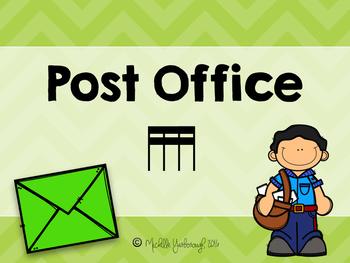 Post Office: tika-tika