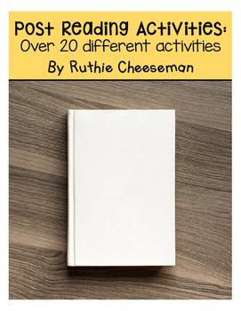 Post Reading Activities!