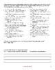Post Reading Themes Handout & Worksheet