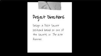 The Kite Runner Project