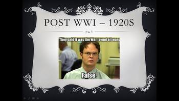 Post WWI