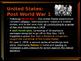 World War I - Post World War I - The Palmer Raids