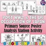 Post World War II Japanese Occupation Poster Analysis