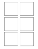 Post-it Note Template to print on