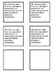 "Post-it Sticky Notes ELA Strategies and Skills ""I Can.."" Statements Goal Setting"