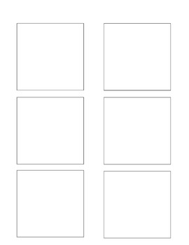 Post-it Notes Template