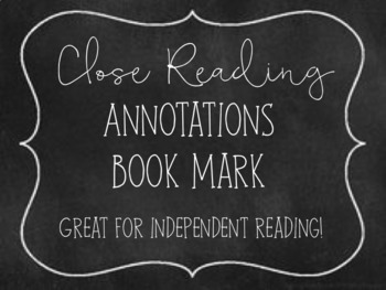 Post-it note annotations: Bookmarks