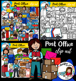 Post office clip art - 61 graphics!