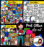 Post office clip art - 61 graphics!