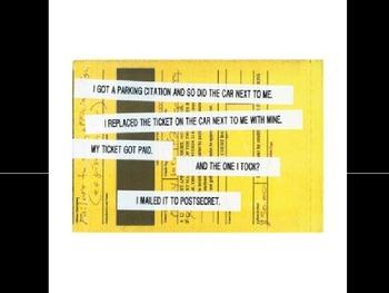 PostSecret - Characterization and Secrets