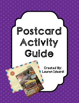 Postcard Activity Guide