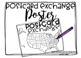 Postcard Exchange Color In Map