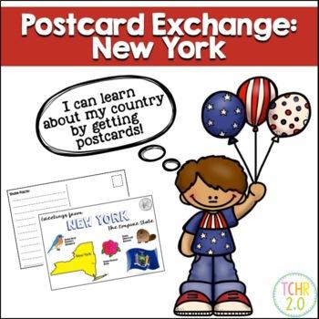 Postcard Exchange New York