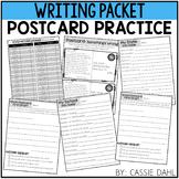 Postcard Writing
