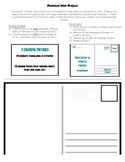 Postcard Activity-Social Studies