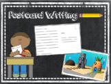 Postcard Writing Template
