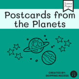 Postcard from the Planets