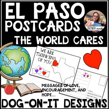 Postcards For El Paso