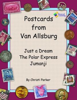 Postcards from Van Allsburg
