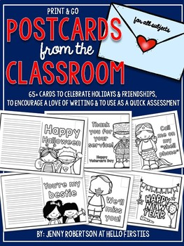 Postcards from the Classroom