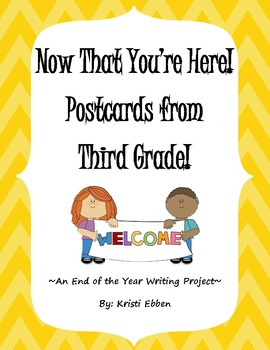 Postcards from the Past: An End of the Year Writing Activity