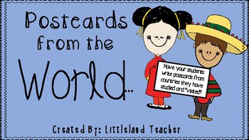 Postcards from the World!