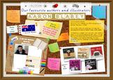 Library Poster Hi Res - Aaron Blabey Australian Children's