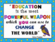 BACK TO SCHOOL - Growth Mindset  Posters and Quotes