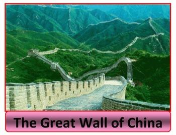 Poster - Ancient China - Great Wall
