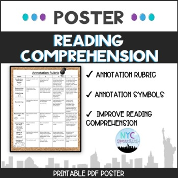 Poster: Annotation Rubric