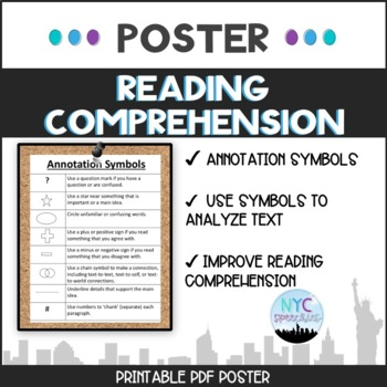 Poster: Annotation Symbols