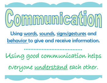 Poster: Communication