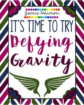 Poster: Defying Gravity