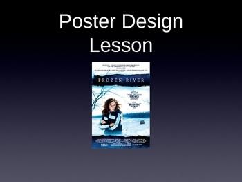 Poster Design Lesson