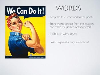Poster Design Tips Presentation