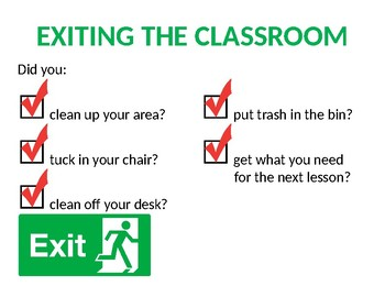 Poster: Exiting the Classroom
