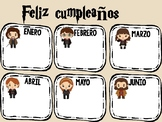 Poster HARRY POTTER para cumpleaños/ Harry Potter Poster Birthday