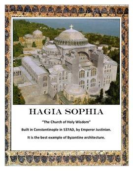 Poster - Hagia Sophia