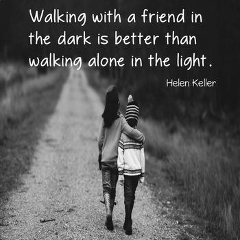 Poster Helen Keller