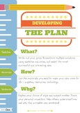 Poster - How to Make a Plan for an Artwork