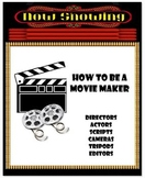 Poster - How to be a movie maker