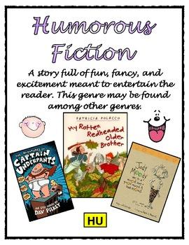 Poster (Humorous Fiction)