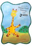 Poster Jrappa Math Dancing size A3