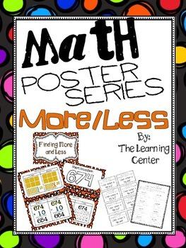 Poster Mini Series: More or Less (10 / 100)